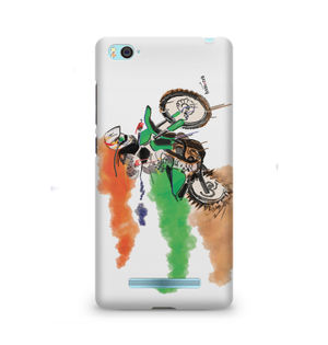 FASTEST INDIAN - Xiaomi Redmi Mi4i | Mobile Cover