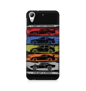 I've Got A Family - HTC Desire 626
