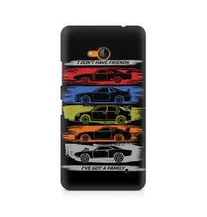 I've Got A Family - Nokia Lumia 640