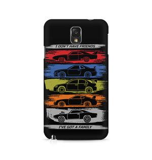 I've Got A Family - Samsung Note 3 N9006