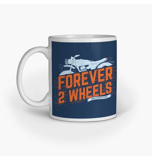 Forever 2 Wheels | Coffee Mug