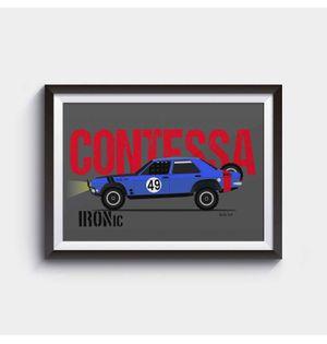 Contessa | Frame