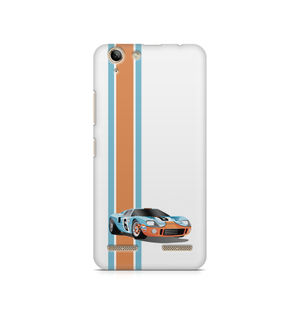 Ford GT - Lenovo K5 Plus   Mobile Cover