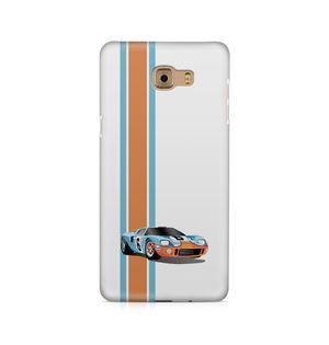 Ford GT - Samsung Galaxy C9 Pro