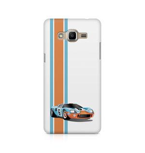Ford GT - Samsung J2 Prime