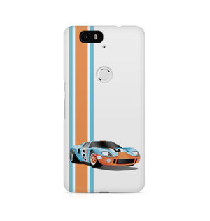 FORD GT - Huawei Nexus 6P | Mobile Cover