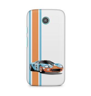 FORD GT - Motorola Moto E | Mobile Cover