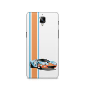 FORD GT - OnePlus Three | Mobile Cover