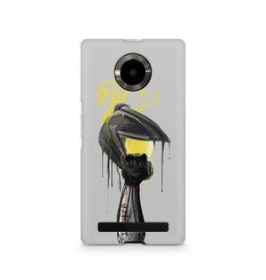 HELM REVOLUTION - Micromax YU Yuphoria | Mobile Cover