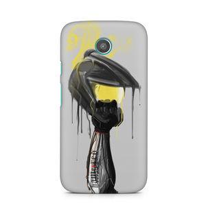 HELM REVOLUTION - Moto E | Mobile Cover