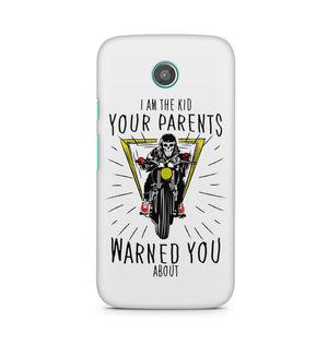 KID - Motorola Moto G2 | Mobile Cover