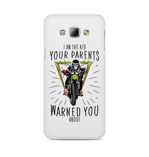 KID - Samsung Galaxy A8 | Mobile Cover