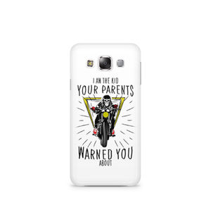 KID - Samsung Galaxy E5 | Mobile Cover