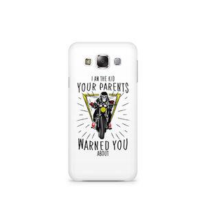 KID - Samsung Galaxy E7 | Mobile Cover