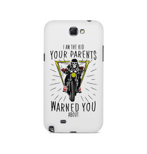 KID - Samsung Note 2 | Mobile Cover
