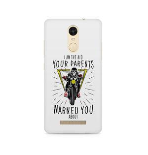 KID - Xiaomi Redmi Note 3 | Mobile Cover
