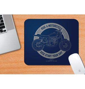 KICK START YOUR DAY | Mouse Pad