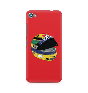 CHAMPIONS HELMET - Micromax Canvas Fire 4 A107 | Mobile Cover