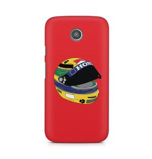 CHAMPIONS HELMET - Moto G | Mobile Cover