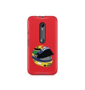 CHAMPIONS HELMET - Moto X Force | Mobile Cover