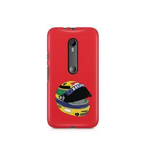 CHAMPIONS HELMET - Moto X Style | Mobile Cover