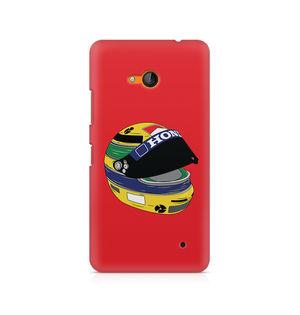 CHAMPIONS HELMET - Nokia Lumia 640 | Mobile Cover