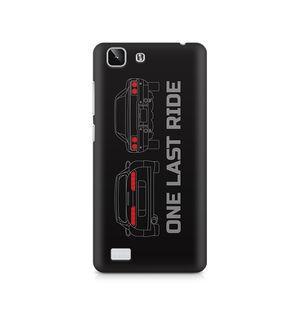 One Last Ride - Vivo X5 | Mobile Cover