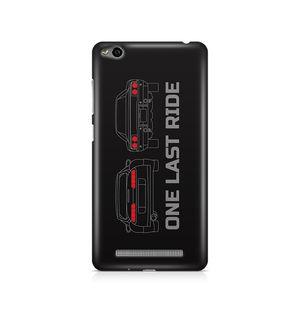 One Last Ride - Xiaomi Redmi 3s