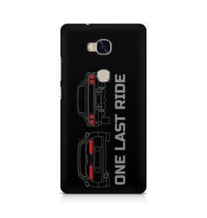 One Last Ride - Huawei Honor 5X