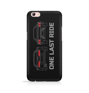 One Last Ride - Oppo R9s Plus