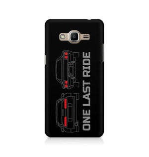 One Last Ride - Samsung J2 Prime