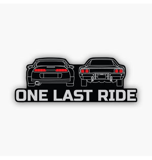 One Last Ride | Poster
