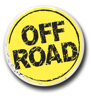 OFF ROAD | Badge