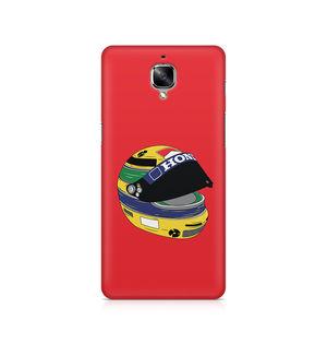 CHAMPIONS HELMET - OnePlus Three | Mobile Cover