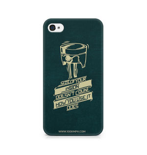 Piston - Apple iPhone 4/4s | Mobile Cover