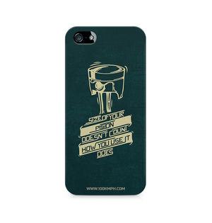 Piston - Apple iPhone 5/5s   Mobile Cover