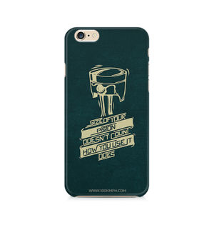 Piston - Apple iPhone 6/6s   Mobile Cover