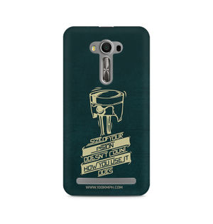 Piston - Asus Zenfone Selfie | Mobile Cover