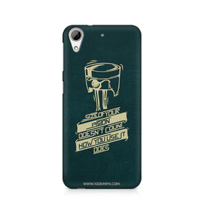 Piston - HTC Desire 626 | Mobile Cover