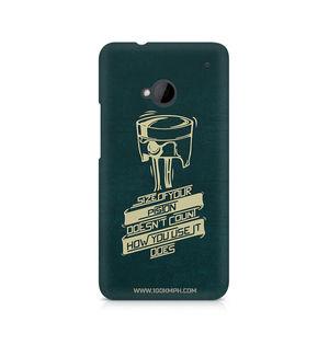 Piston - HTC One M7 | Mobile Cover
