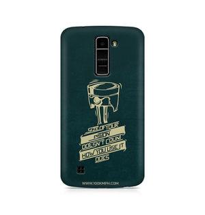 Piston - LG K10 | Mobile Cover