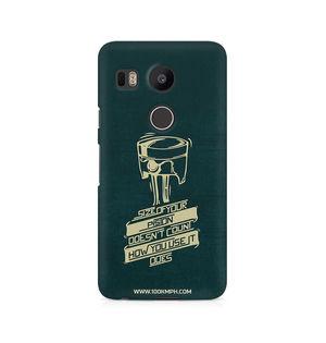 Piston - LG Nexus 5X | Mobile Cover