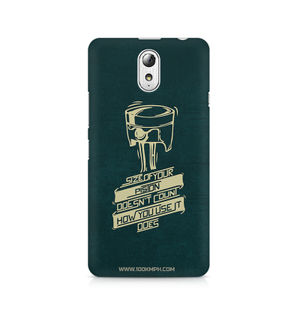Piston - Lenovo Vibe P1 M | Mobile Cover