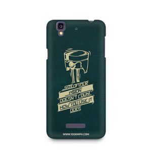 Piston - Micromax YU Yureka A05510 | Mobile Cover