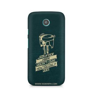 Piston - Moto E | Mobile Cover