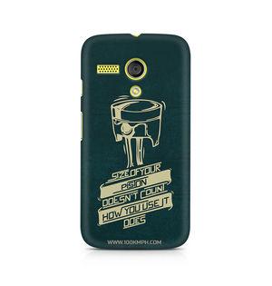 Piston - Moto G | Mobile Cover
