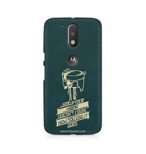 Piston - Moto G4/G4 Plus | Mobile Cover