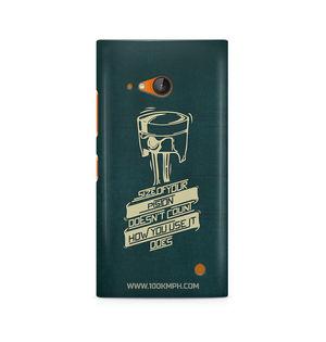 Piston - Nokia Lumia 730 | Mobile Cover