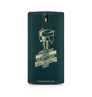 Piston - OnePlus One | Mobile Cover