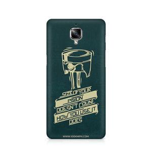 Piston - OnePlus Three | Mobile Cover